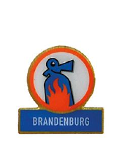Brandenburg Kinderflamme Stufe 2 orange