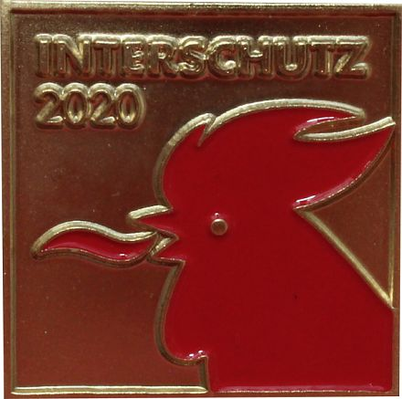Pin Interschutz 2020