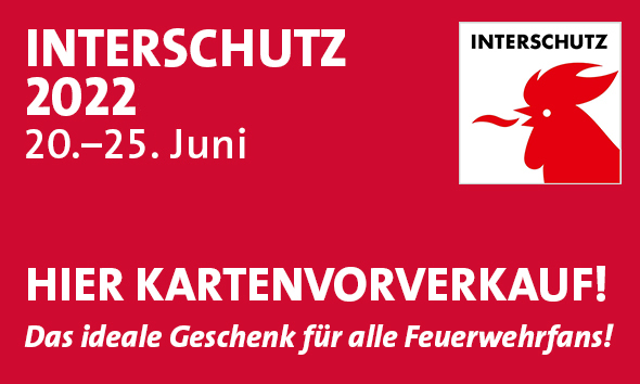 Tickets Interschutz 2020