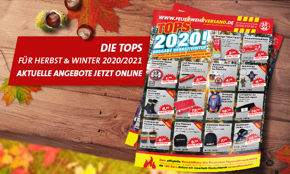 Aktionsflyer Herbst 2020