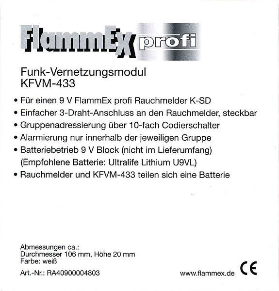 flammex funk sende empfangsmodul. Black Bedroom Furniture Sets. Home Design Ideas
