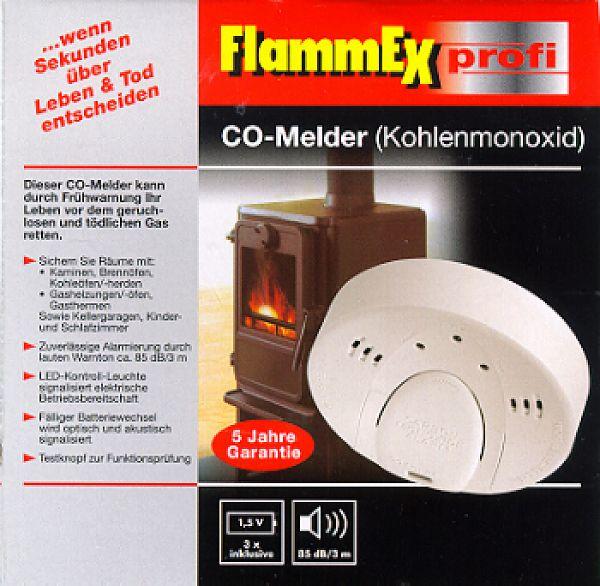 flammex co melder kohlenmonoxyd. Black Bedroom Furniture Sets. Home Design Ideas