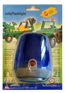UNIMOG Flashlight blau